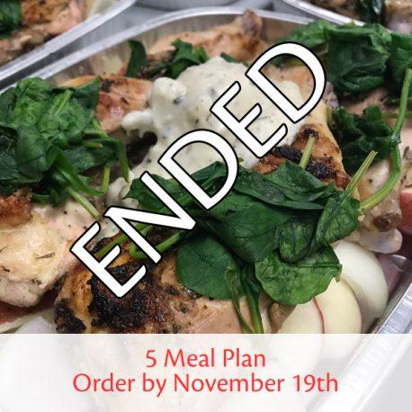 5-Meal-Nov-19 ENDED