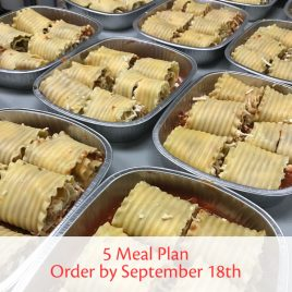 SquareMeal 5-Meal Package #7 – Order by September 18th