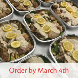 SquareMeal Package #4 – Order by March 4th
