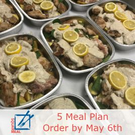 SquareMeal Package #7 – Order by May is 6th