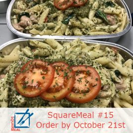 SquareMeal #15 – Order by October 21st