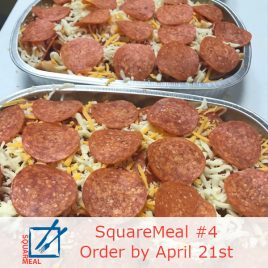 SquareMeal #4 – Order by April 21st